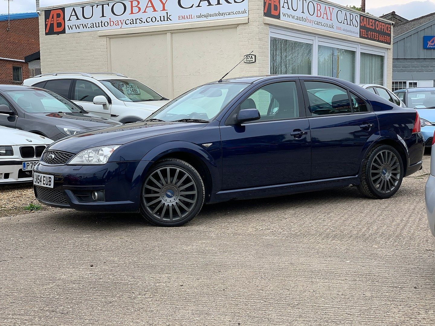 FORDMondeo2.2 TDCi 155 PS ST SIII for sale