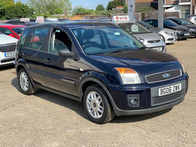 FORD Fusion 1.6 16v Zetec (2006) for sale  in Peterborough, Cambridgeshire | Autobay Cars - Picture 2