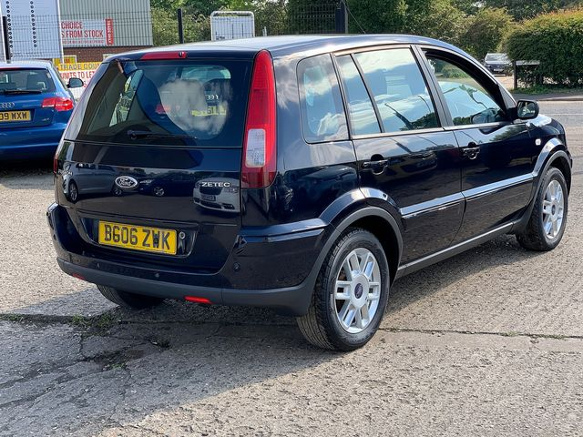 FORD Fusion 1.6 16v Zetec (2006) for sale  in Peterborough, Cambridgeshire | Autobay Cars - Picture 3