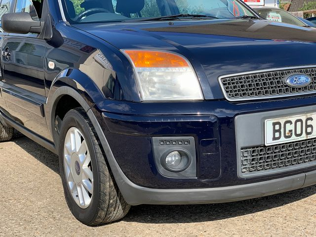 FORD Fusion 1.6 16v Zetec (2006) for sale  in Peterborough, Cambridgeshire | Autobay Cars - Picture 7
