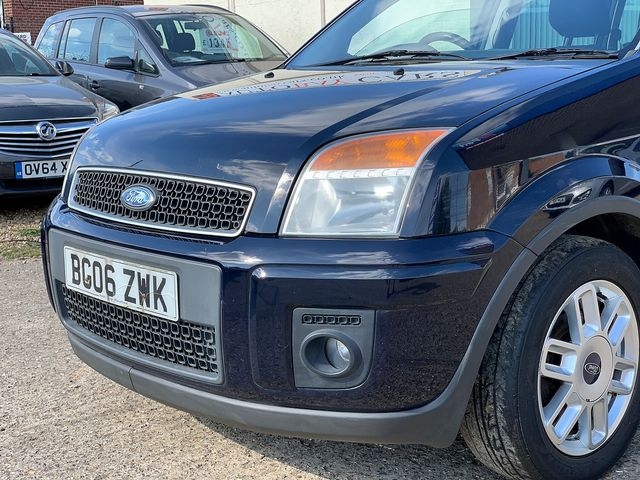 FORD Fusion 1.6 16v Zetec (2006) for sale  in Peterborough, Cambridgeshire | Autobay Cars - Picture 8