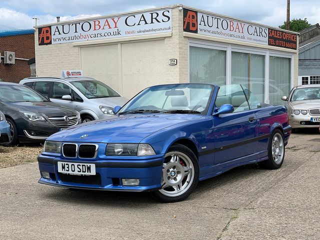 BMW Evolution Evo M3 E36 Cabriolet (1998) for sale  in Peterborough, Cambridgeshire | Autobay Cars - Picture 1