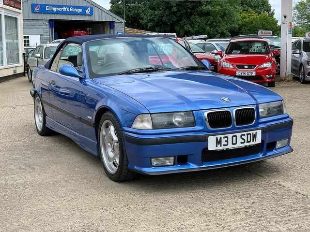 BMW Evolution Evo M3 E36 Cabriolet (1998) for sale  in Peterborough, Cambridgeshire | Autobay Cars - Picture 27