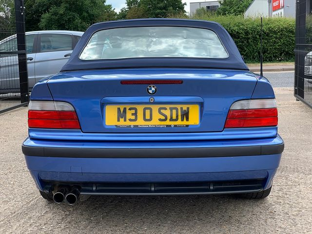 BMW Evolution Evo M3 E36 Cabriolet (1998) for sale  in Peterborough, Cambridgeshire | Autobay Cars - Picture 29