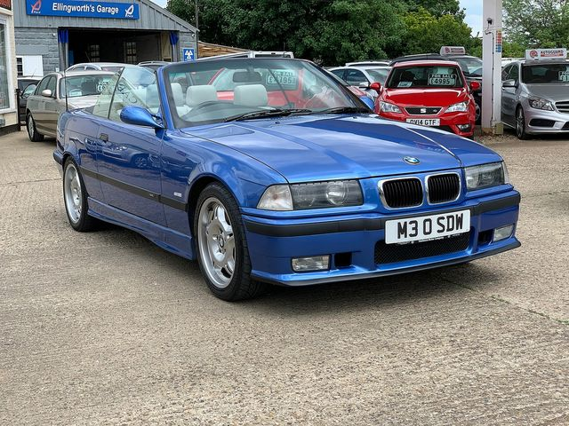 BMW Evolution Evo M3 E36 Cabriolet (1998) for sale  in Peterborough, Cambridgeshire | Autobay Cars - Picture 2