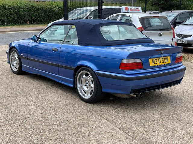 BMW Evolution Evo M3 E36 Cabriolet (1998) for sale  in Peterborough, Cambridgeshire | Autobay Cars - Picture 30