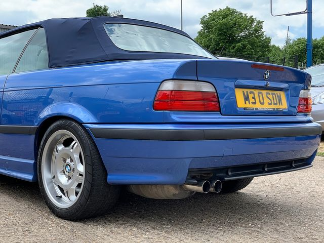 BMW Evolution Evo M3 E36 Cabriolet (1998) for sale  in Peterborough, Cambridgeshire | Autobay Cars - Picture 31