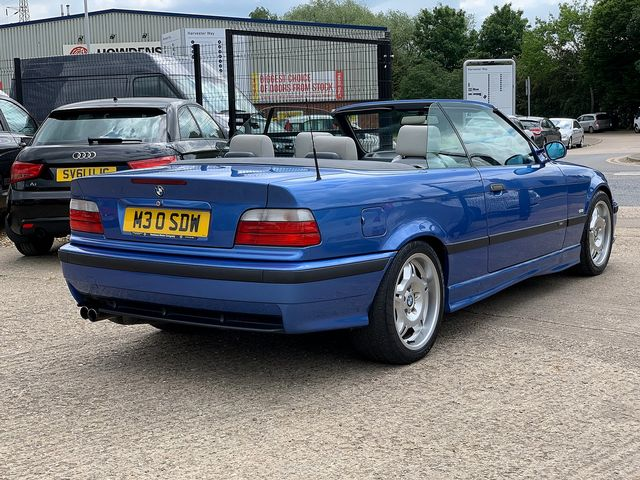 BMW Evolution Evo M3 E36 Cabriolet (1998) for sale  in Peterborough, Cambridgeshire | Autobay Cars - Picture 3