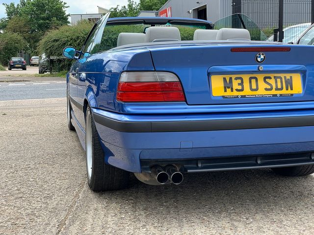 BMW Evolution Evo M3 E36 Cabriolet (1998) for sale  in Peterborough, Cambridgeshire | Autobay Cars - Picture 5
