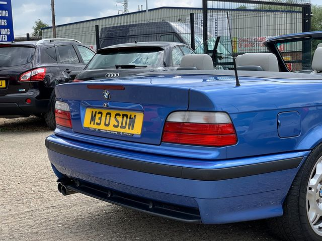BMW Evolution Evo M3 E36 Cabriolet (1998) for sale  in Peterborough, Cambridgeshire | Autobay Cars - Picture 6