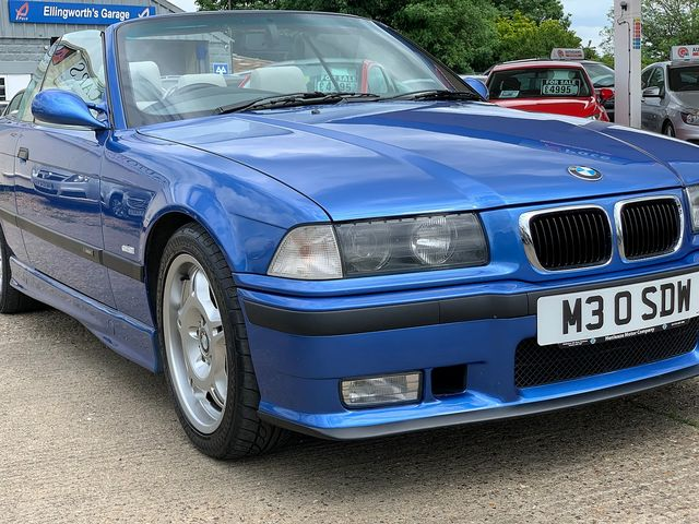 BMW Evolution Evo M3 E36 Cabriolet (1998) for sale  in Peterborough, Cambridgeshire | Autobay Cars - Picture 7