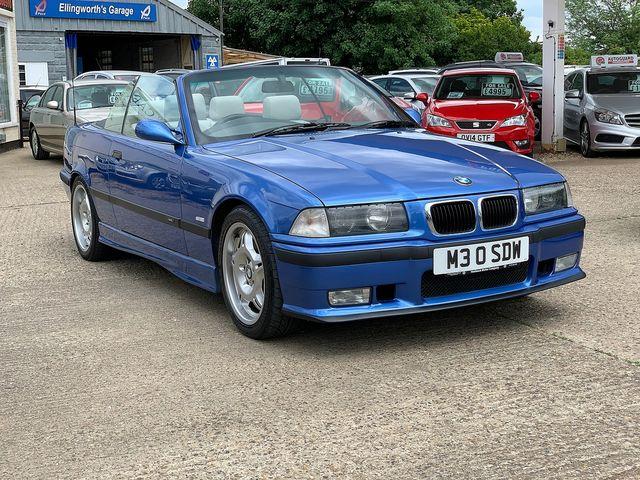 BMW Evolution Evo M3 E36 Cabriolet (1998) for sale  in Peterborough, Cambridgeshire | Autobay Cars - Picture 2