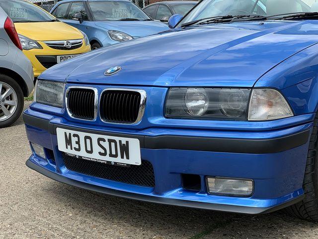 BMW Evolution Evo M3 E36 Cabriolet (1998) for sale  in Peterborough, Cambridgeshire | Autobay Cars - Picture 8