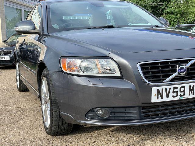 VOLVO S40 2.0D SE Lux (2010) for sale  in Peterborough, Cambridgeshire   Autobay Cars - Picture 7