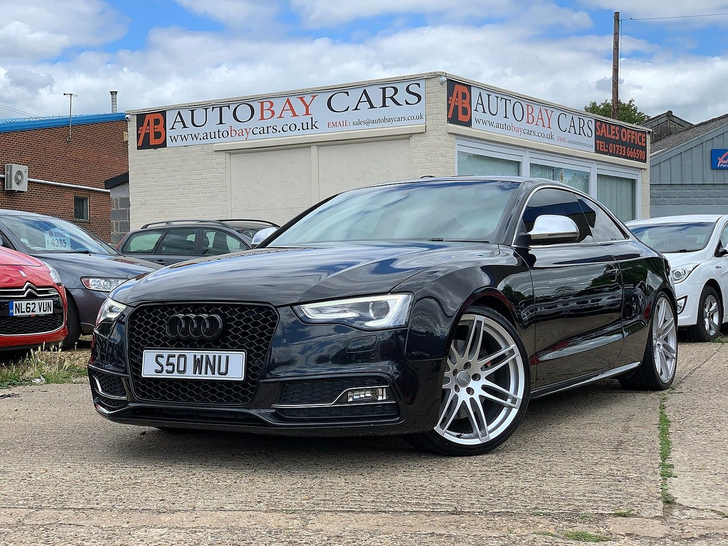 AUDIS5S5 V8 QUATTRO for sale