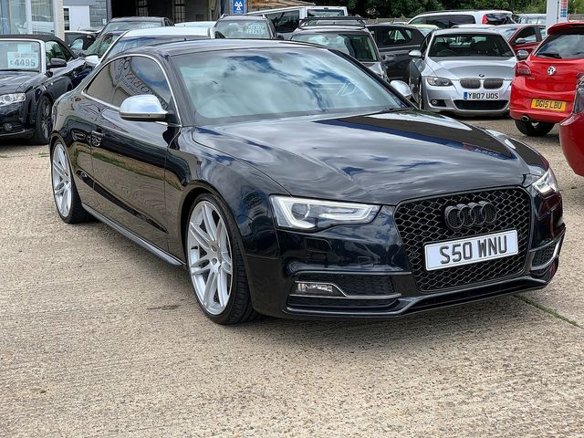 AUDI S5 S5 V8 QUATTRO (2007) for sale  in Peterborough, Cambridgeshire | Autobay Cars - Picture 2