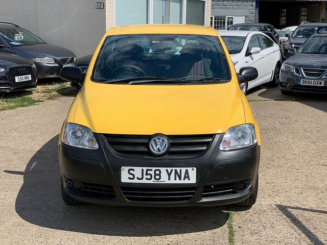 VOLKSWAGEN Fox 1.2 (2008) for sale  in Peterborough, Cambridgeshire | Autobay Cars - Picture 9