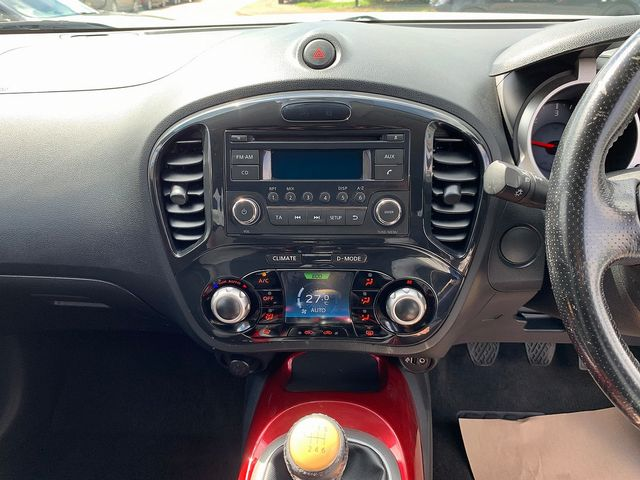 NISSAN Juke Acenta + Sport Pack 1.5 dCi (2011) for sale  in Peterborough, Cambridgeshire | Autobay Cars - Picture 24