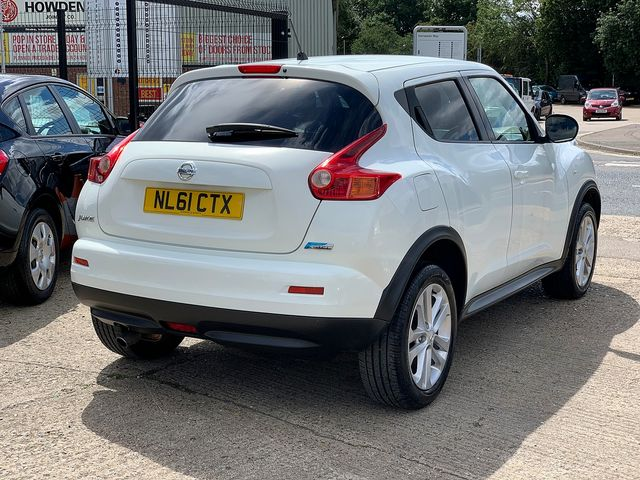 NISSAN Juke Acenta + Sport Pack 1.5 dCi (2011) for sale  in Peterborough, Cambridgeshire | Autobay Cars - Picture 3