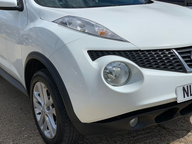 NISSAN Juke Acenta + Sport Pack 1.5 dCi (2011) for sale  in Peterborough, Cambridgeshire | Autobay Cars - Picture 7