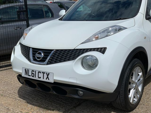 NISSAN Juke Acenta + Sport Pack 1.5 dCi (2011) for sale  in Peterborough, Cambridgeshire | Autobay Cars - Picture 8