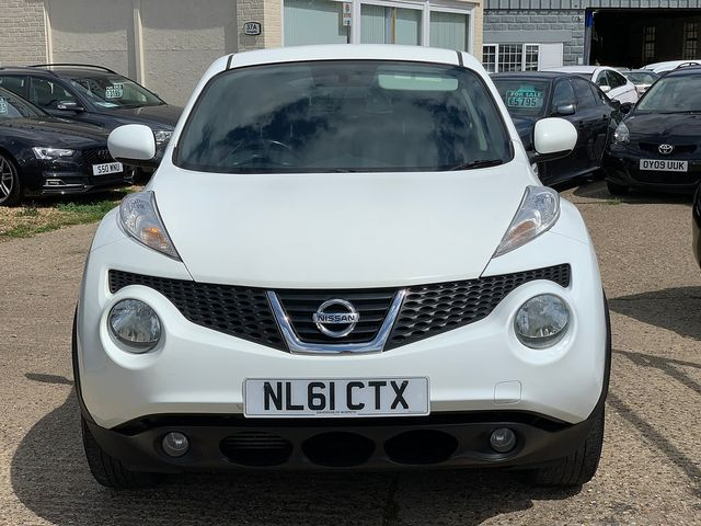 NISSAN Juke Acenta + Sport Pack 1.5 dCi (2011) for sale  in Peterborough, Cambridgeshire | Autobay Cars - Picture 9