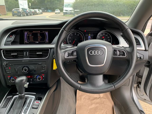 AUDI A5 2.0 TFSI 211PS SE (2009) for sale  in Peterborough, Cambridgeshire | Autobay Cars - Picture 14