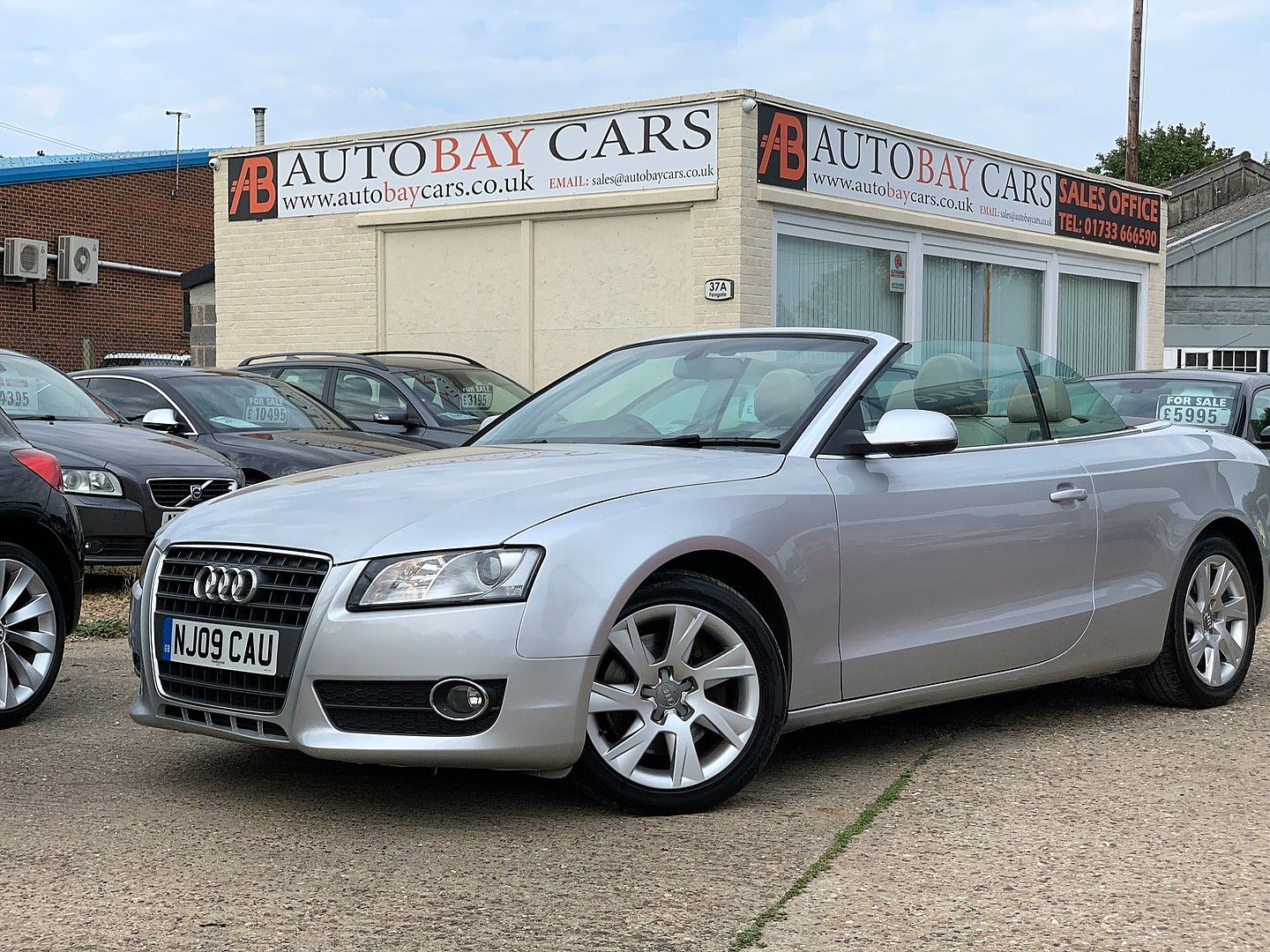 AUDIA52.0 TFSI 211PS SE for sale