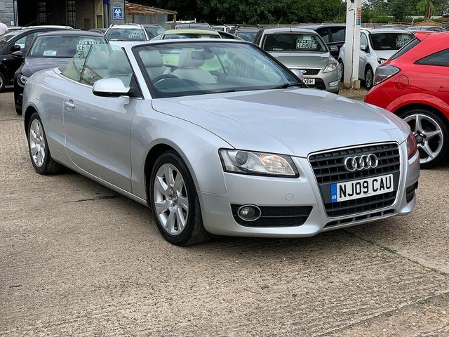 AUDI A5 2.0 TFSI 211PS SE (2009) for sale  in Peterborough, Cambridgeshire | Autobay Cars - Picture 2