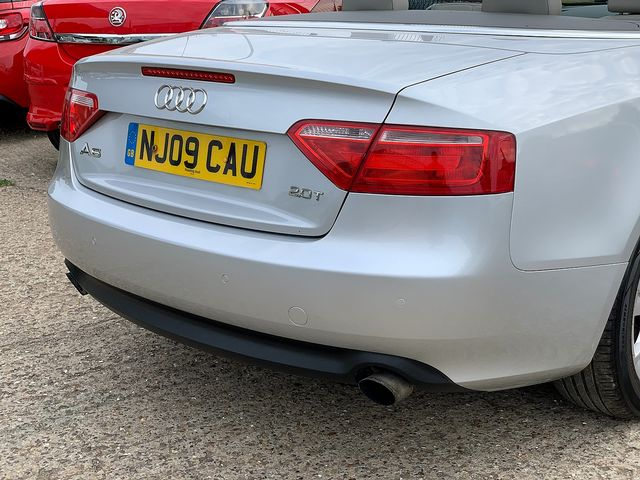 AUDI A5 2.0 TFSI 211PS SE (2009) for sale  in Peterborough, Cambridgeshire | Autobay Cars - Picture 6