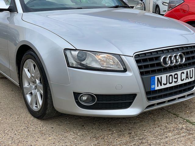 AUDI A5 2.0 TFSI 211PS SE (2009) for sale  in Peterborough, Cambridgeshire | Autobay Cars - Picture 7