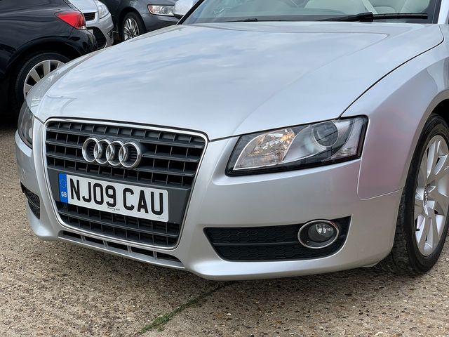 AUDI A5 2.0 TFSI 211PS SE (2009) for sale  in Peterborough, Cambridgeshire | Autobay Cars - Picture 8