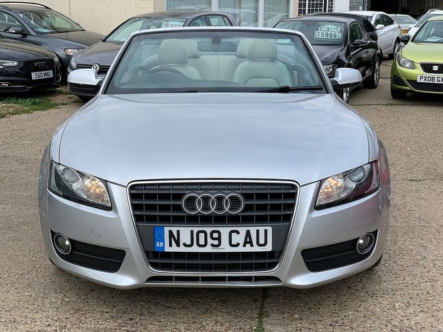AUDI A5 2.0 TFSI 211PS SE (2009) for sale  in Peterborough, Cambridgeshire | Autobay Cars - Picture 9