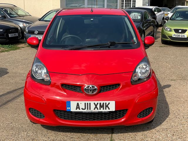 TOYOTA Aygo 1.0 VVT-i (2011) for sale  in Peterborough, Cambridgeshire | Autobay Cars - Picture 9