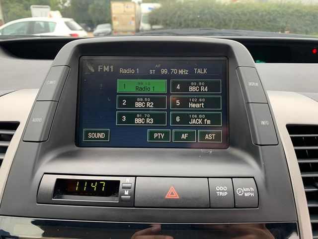 TOYOTA Prius 1.5 VVT-i Hybrid T3 (2008) for sale  in Peterborough, Cambridgeshire | Autobay Cars - Picture 26