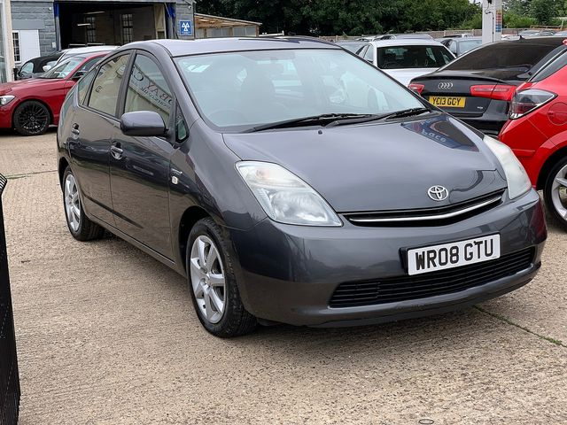 TOYOTA Prius 1.5 VVT-i Hybrid T3 (2008) for sale  in Peterborough, Cambridgeshire | Autobay Cars - Picture 2