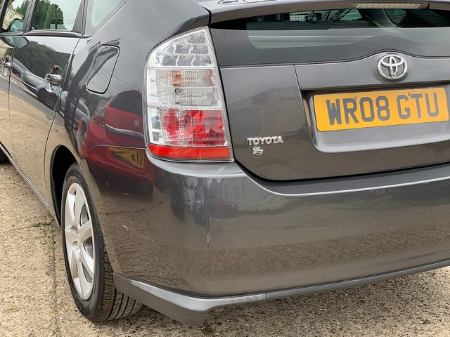 TOYOTA Prius 1.5 VVT-i Hybrid T3 (2008) for sale  in Peterborough, Cambridgeshire | Autobay Cars - Picture 5