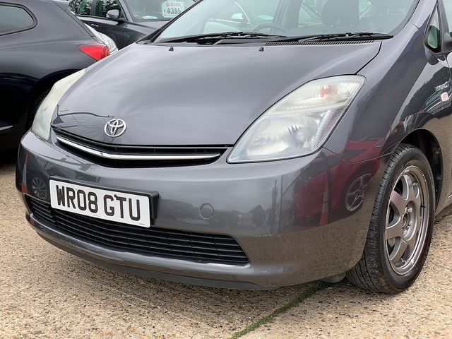 TOYOTA Prius 1.5 VVT-i Hybrid T3 (2008) for sale  in Peterborough, Cambridgeshire | Autobay Cars - Picture 8