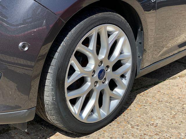 FORD Focus Titanium X 1.5 TDCi 120ps (s/s) (2017) for sale  in Peterborough, Cambridgeshire   Autobay Cars - Picture 11