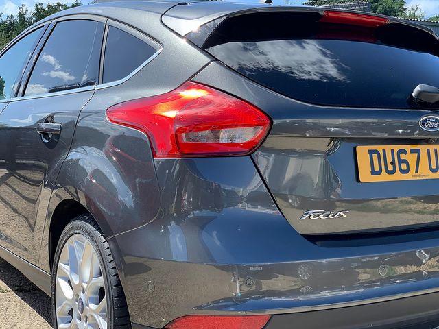 FORD Focus Titanium X 1.5 TDCi 120ps (s/s) (2017) for sale  in Peterborough, Cambridgeshire   Autobay Cars - Picture 5