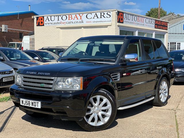 LAND ROVER Range Rover Sport 2.7 TDV6 S (2008) for sale  in Peterborough, Cambridgeshire | Autobay Cars - Picture 1