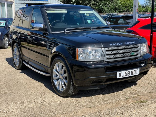 LAND ROVER Range Rover Sport 2.7 TDV6 S (2008) for sale  in Peterborough, Cambridgeshire | Autobay Cars - Picture 2