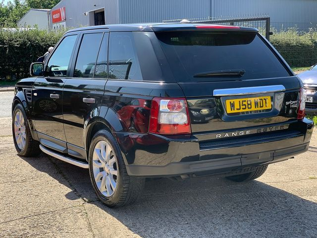 LAND ROVER Range Rover Sport 2.7 TDV6 S (2008) for sale  in Peterborough, Cambridgeshire | Autobay Cars - Picture 4