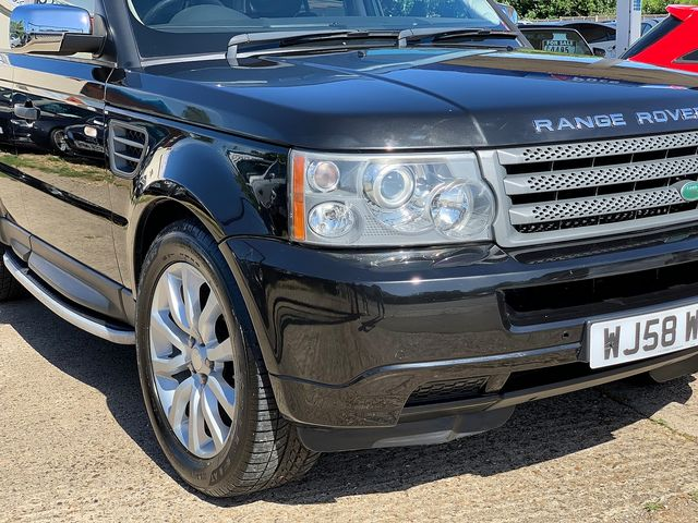 LAND ROVER Range Rover Sport 2.7 TDV6 S (2008) for sale  in Peterborough, Cambridgeshire | Autobay Cars - Picture 8
