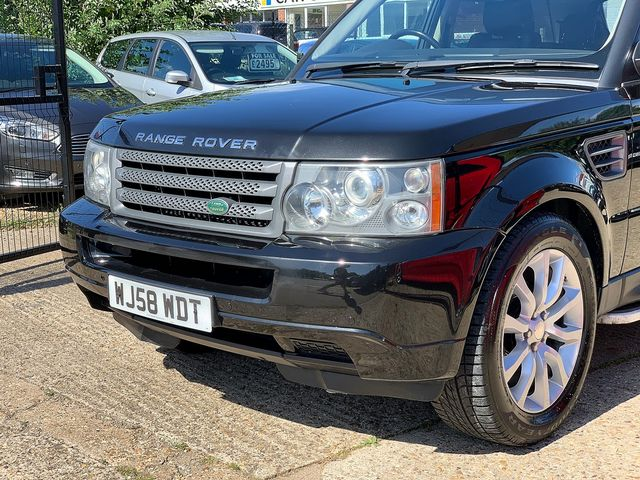 LAND ROVER Range Rover Sport 2.7 TDV6 S (2008) for sale  in Peterborough, Cambridgeshire | Autobay Cars - Picture 9