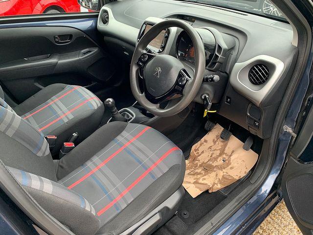 PEUGEOT 108 1.0 Active (2015) for sale  in Peterborough, Cambridgeshire | Autobay Cars - Picture 12