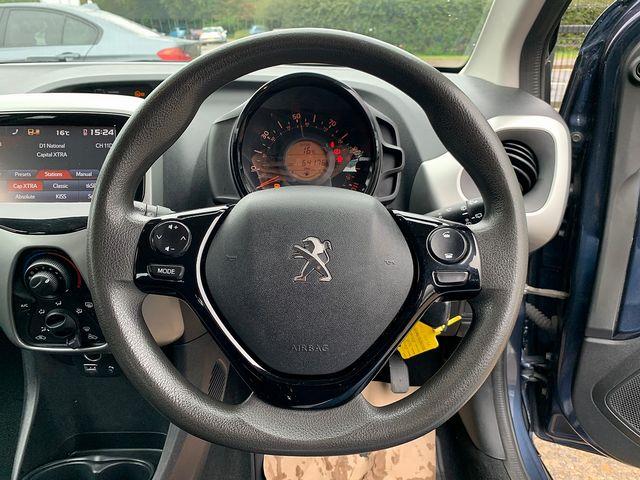 PEUGEOT 108 1.0 Active (2015) for sale  in Peterborough, Cambridgeshire | Autobay Cars - Picture 16