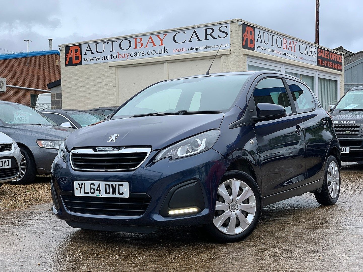 PEUGEOT1081.0 Active for sale
