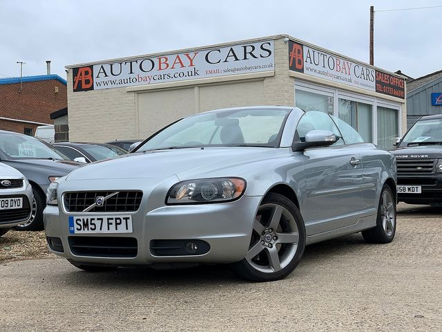 VOLVO C70 2.4i Sport (2007) for sale  in Peterborough, Cambridgeshire | Autobay Cars - Picture 1
