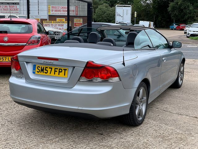 VOLVO C70 2.4i Sport (2007) for sale  in Peterborough, Cambridgeshire | Autobay Cars - Picture 3